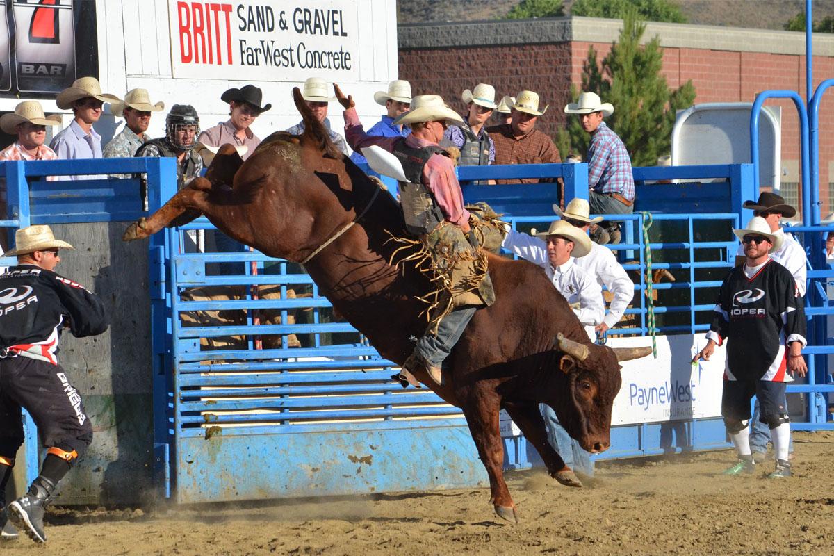 baker-bronc-bull-riding-1