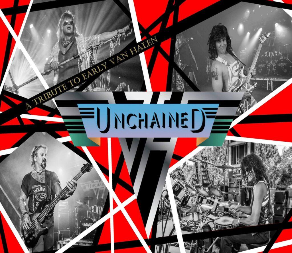 Van Halen Tribute Band Unchained