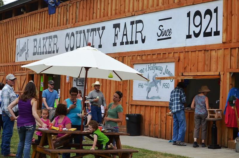 Baker County Fair since 1921